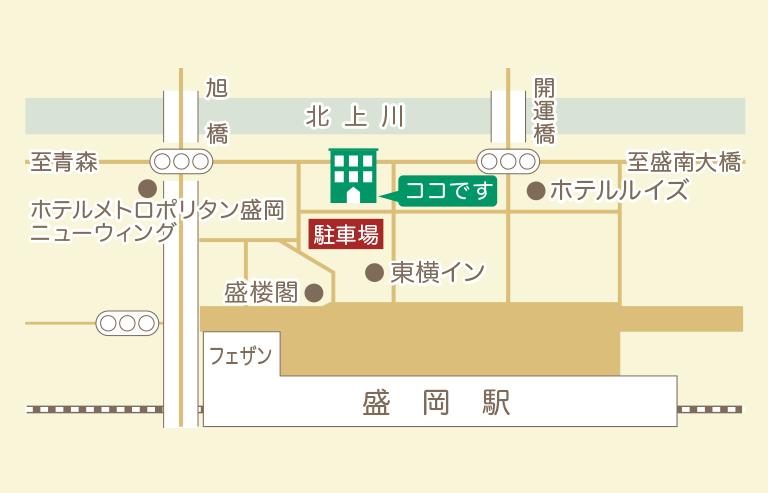 略図マップ
